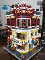 5491 шт. блок xingbao подлинный креативный город МОС серия игрушки и книжный магазин набор Lepins строительные блоки кирпичи игрушка модель подарок