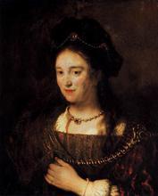 Saskia Painting