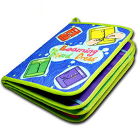 Kids Learning Teaching Toys Book For Children Toy Baby Toy Cloth Books Reading Writing Educational Kid Boys Girl Cool Gift Vtoo6