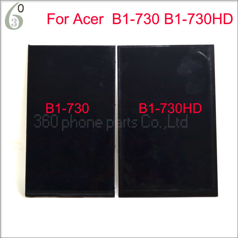 7 Inch For Acer Iconia One 7 B1-730HD B1-730 LCD Display SCREEN in stock free shipping With Tracking Number