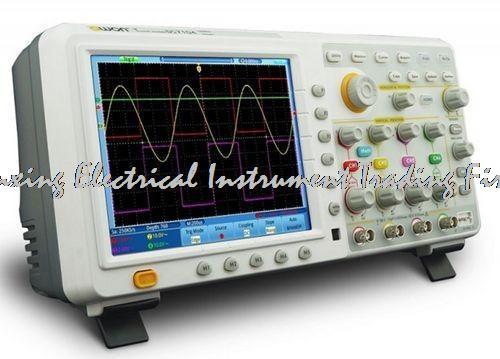Owon TDS8204 écran Tactile 8 pouces TFT 7.6 m stockage 200 mhz 2GS/s Quatre 4 canaux OWON oscilloscope numérique