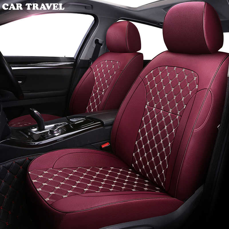 Carro de viagem personalizado pano assento do carro capa para kia ceed 2017 cerato k3 sportage 3 rio 4 alma sorento spectra k2 k5 assentos carro estilo