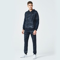 Men Sports Suit Spring and Summer New Men's Camouflage Sweater Large Size S XXL Fashion Hoodies