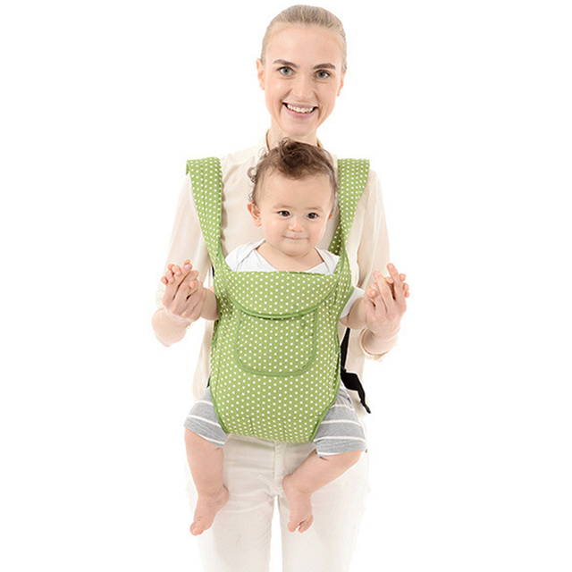 3 30months Ergonomic Baby Carrier 360 Backpack Baby Wrap Sling