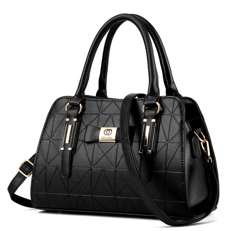 ФОТО New Style Trend European And American Style Handbag Shoulder Messenger Bag Women Bag Ladies Totes Female HandBags WB21