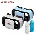 Fashion VR box for men and women immersive google cardboard glasses 3d virtual reality binocular