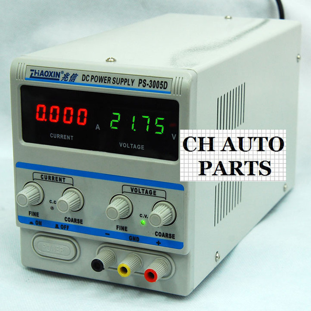 FREE SHIPPING,CHA 0-30V 0-80A ADJUSTABLE DC VOLTAGE-STABLIZING POWER SUPPLY SOURCE MACHINE, DIGITAL DISPLAY FOR CURRENT VOLTAGE