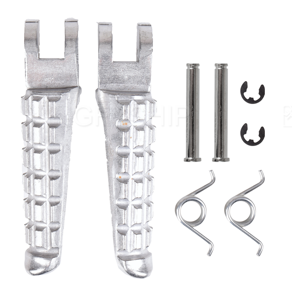 696 Motorcycle For Ducati Monster 2009 2010 2011 - 2014 796 Accessories Front Footrest Foot Pegs