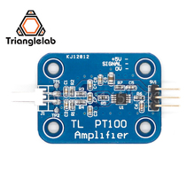 Фотография Trianglelab   3d printer part PT100 Amplifier Board for higher temperatures free shipping