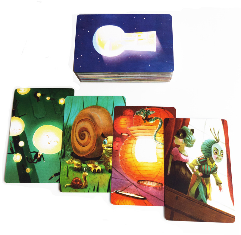 2019 New Board Game Just A Word DIXIT Multiplayer Family Party Card Game English 6 Type Expansion Packs