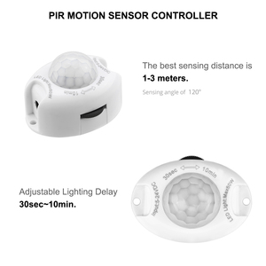 Image 4 - DC 12V LED Streifen 2835 Motion Sensor controller Auto AUF/OFF IP65 wasserdichte Flexible LED Band 1M 2M 3M 5 M Sensor Bett Licht