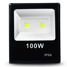 BUYBAY 220V LED Floodlight IP66 Waterproof 100W Spotlight 10W 20W 30W 50W Flood Light for Outdoor Garden Billboard Led Reflector(China)