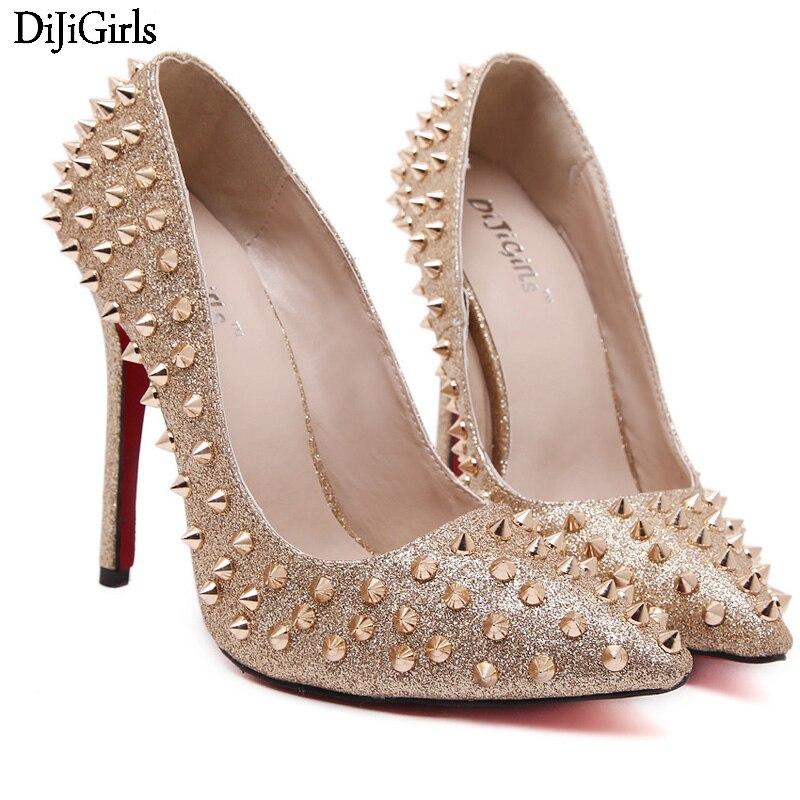 16cm Stiletto Heels Elegant Women Pumps Ladies High Heel Shoes 7cm Platform Heels Fashion Spring Evening Party Dress Shoes