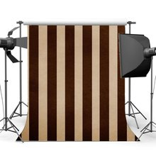 Photography Backdrop Cartoon Colorful Stripes Abstract Wallpaper Interior Decoration Backdrops Birthday Background