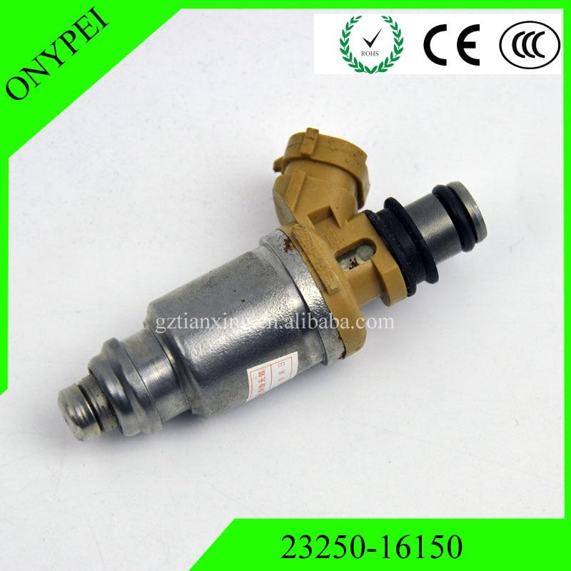 93-97 Toyota Corolla Prizm 1.6L 4 Fuel Injectors /& Rail Pressure Regulator 4AFE