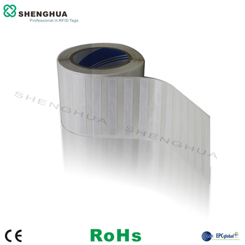 2000pcs/roll Long Range 860-960mhz RFID Labels Programmable Durable Stickers фото