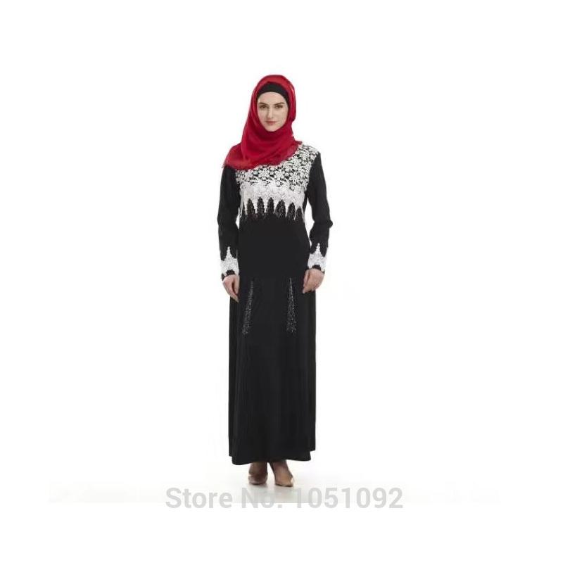 online get cheap femmes noir tricoté robe avec des fleurs