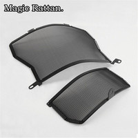 Motorcycle Accessories Oiler Cooler Guard For S1000RR S1000R S1000XR HP4 2015 2016 Radiator Grill