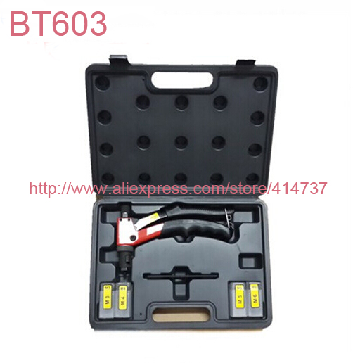 8 Hand Riveter Rivet Nut Gun, Riveting Tools With Nut Setting System M3-M6 BT603 1pc 17 bt604 automatically exit hand riveter rivet nut gun riveting tools with carton