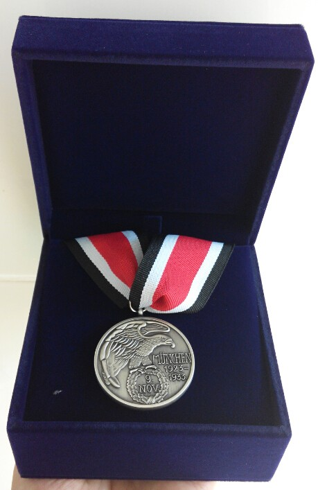 German Medal German Badge German Blood Medal Badge Medal Cross Medal Blood Medal Blood Medal