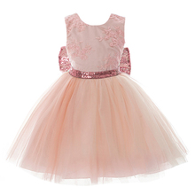 AmzBarley Girls Bowknot Tutu Dress girls Lace Voile Ball Gown Birthday Party princess costume summer clothes for little