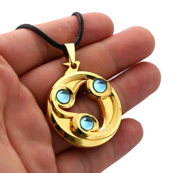 Dota 2 Dodge Talisman Necklace