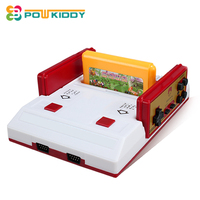 Hot Sale Classic Cassette Game Machine Yellow Memory Card Family TV Video Game Console Game Palyer