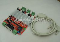 Free Shipping Quality Assurance CNC 3 Axis Mach3 Controller TB6560 3 5A Stepper Motor Driver One