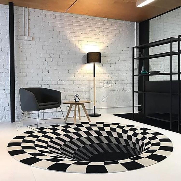 Aliexpress.com : Buy Modern Concise Acrylic Large Carpet ...