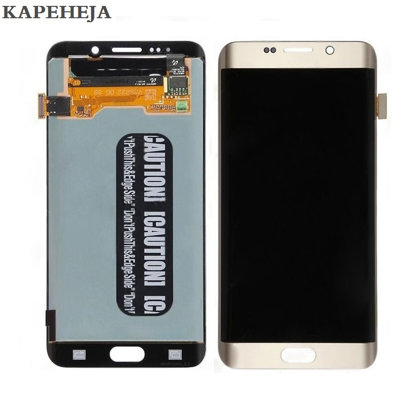 Super AMOLED LCD Display For Samsung Galaxy S6 Edge G925 G925I G925F LCD Display Touch Screen Digitizer AssemblySuper AMOLED LCD Display For Samsung Galaxy S6 Edge G925 G925I G925F LCD Display Touch Screen Digitizer Assembly