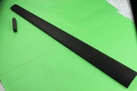 Excellent black Indonesia ebony cello fingerboard 4/4, with Top Nut