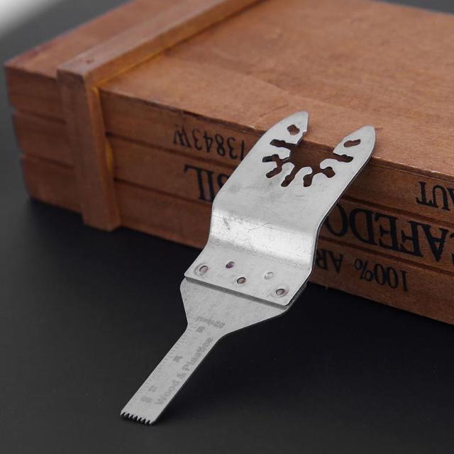 10cm lâminas de serra de aço inoxidável acessórios ferramenta oscilante apto para renovador multifuncional serra lâmina ferramenta ferramentas de corte madeira