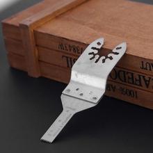 Accesorios de hojas de sierra de acero inoxidable de 10cm herramienta oscilante apta para renovador multifuncional herramienta de sierra herramientas de corte de madera