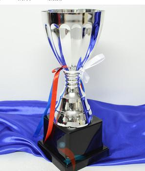 high class metal trophy silver trophy women's taekwondo competition award trophy Wholesale factory direct selling