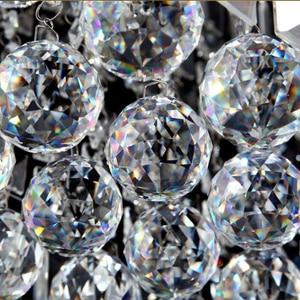 Image 5 - Candelabro de cristal moderno para comedor, candelabro de techo rectangular mangic