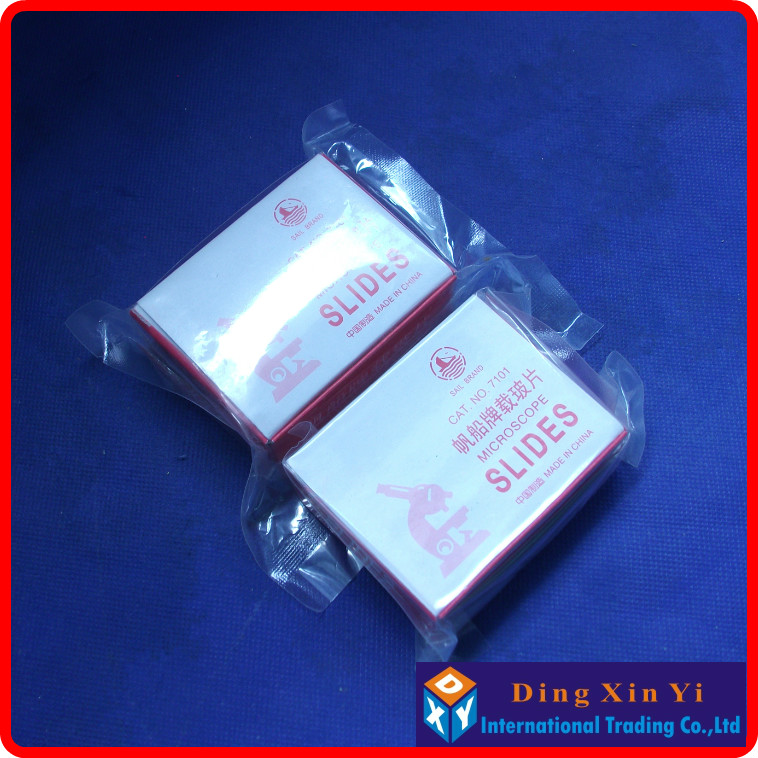 free shipping Microscope slides 50pcs,microslide(25.4*76.2mm)+2 Box cover glass 200pcs(18*18mm)free shipping Microscope slides 50pcs,microslide(25.4*76.2mm)+2 Box cover glass 200pcs(18*18mm)