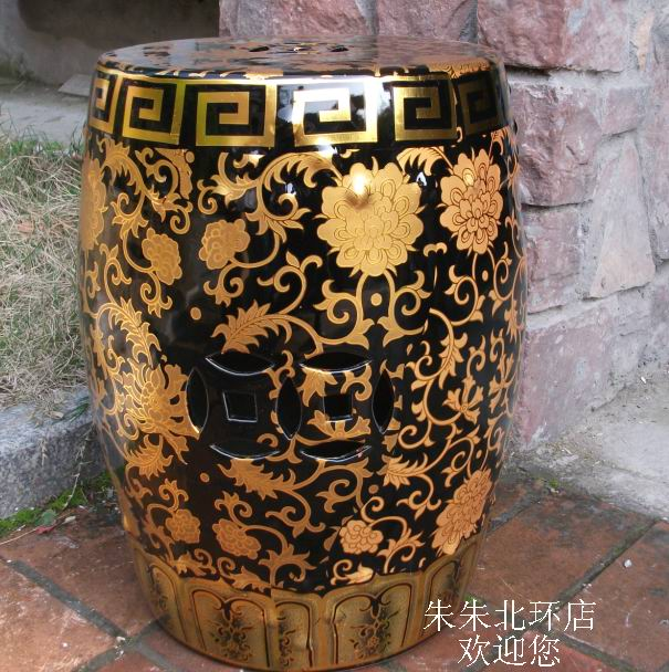Popular Black Ceramic Garden Stool Buy Cheap Black Ceramic Garden