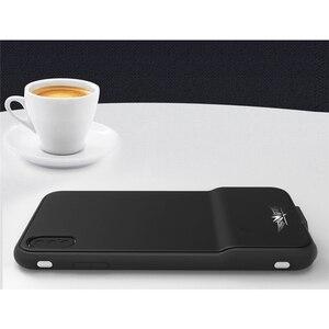 Image 5 - Bluetooth 4.0 PUBG משחק נייד טלפון מעטפת עבור iPhone 6/7/8 בתוספת X/XS XR XS מקסימום נבנה ב 180mA סוללה מגן כיסוי מקרה