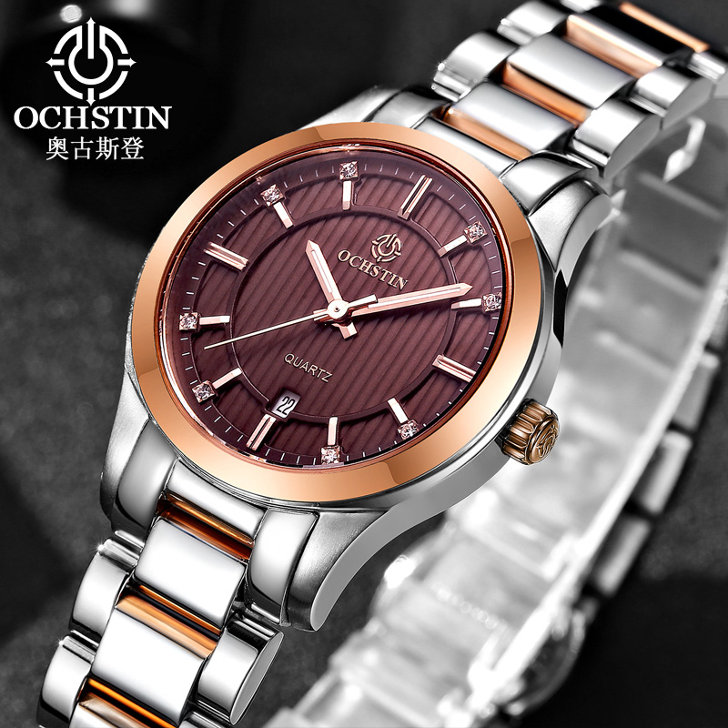 цены Watches Women Top Brand Luxury Women's Quartz Wristwatches OCHSTIN Bracelet Watches for Girls Lady Clocks relogios feminino