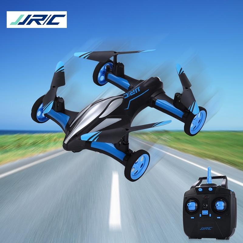 Original JJRC H23 2.4G 4CH 6-Axis Gyro Aire-Tierra Flying Car RC - Juguetes con control remoto