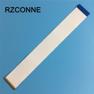 Image 2 - 2pcs I PEX 20454 030 FFC FPC Flexible Flat Ribbon Cable 30 Pin 0.5mm pitch for 10 14.115.6 17 EDP Panel Same Direction