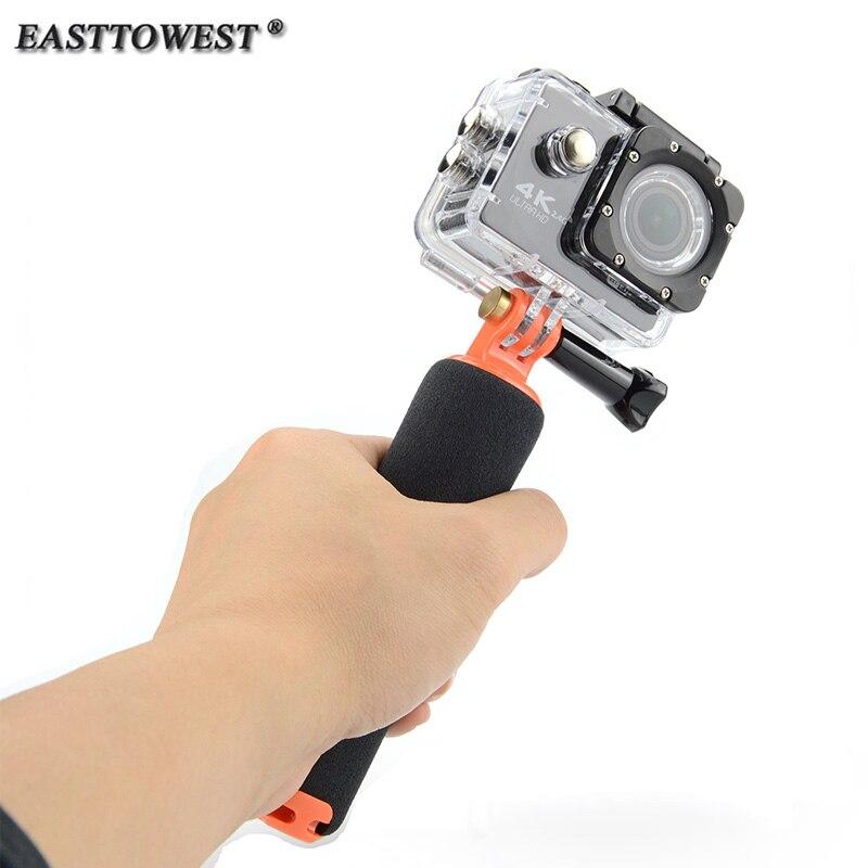 Easttowest The Handle Floating Hand Grip Handheld Seife Monopod For Go Pro Hero 6 5 4 3 Xiaomi Yi SJCAM SJ4000 SJ5000 SJ70000