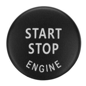 Кнопка включения выключателя двигателя автомобиля замена крышки для BMW 1/3/5 серии E87 E90/E91/E92/E93 E60 X1 E84 X3 E83 X5 E70 X6 E71 Z4