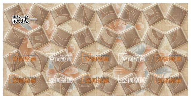 D moderno e minimalista wallpaper divano del soggiorno fondale