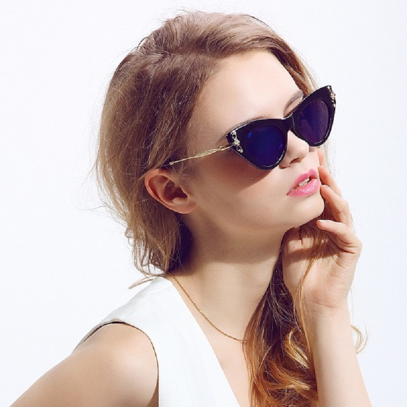 5a9c80db30546 Diamond Candy Women s Sunglasses UV Protection Polarized eye glasses  Goggles UV400-in Sunglasses from Apparel Accessories on Aliexpress.com