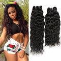 WestKiss Filipino Water Wave Virgin Hair Extension 4pcs Natural Curl Silky Hair Weave Filipino Virgin Hair Curly Weave Bundles
