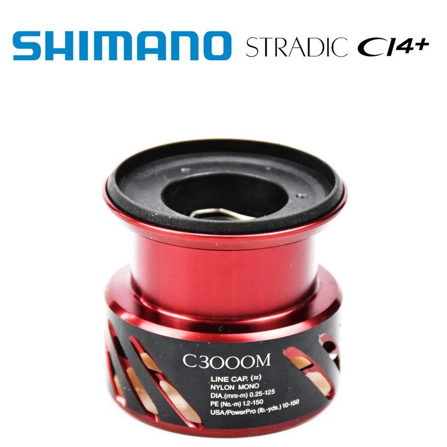 100 Orinigal SHIMANO STRADIC CI4 spool 2000S 2500S 3000M 4000 spool