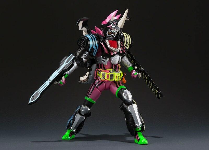 Image 3 - PrettyAngel   Genuine Bandai Tamashii Nations S.H.Figuarts Kamen Rider Ex Aid Hunter Action Gamer Level5 Action Figurebandai tamashii nationsaction figurekamen rider -