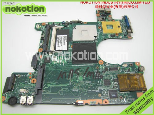 V000078040 for Toshiba M110 M115 laptop motherboard intel Mainboard quality 45 days warranty