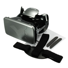 มาใหม่จริงเสมือนVRกล่อง3.5-6นิ้วโทรศัพท์3Dแว่นตากระดาษแข็งที่มีการควบคุมระยะไกลสำหรับAndroid IOSมาร์ทโฟน